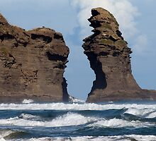 Sea Stack by Keith Gooderham