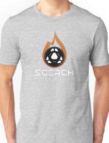 Titanfall 2 - Scorch (White) Unisex T-Shirt