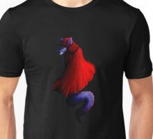 Red Riding Wolf Unisex T-Shirt