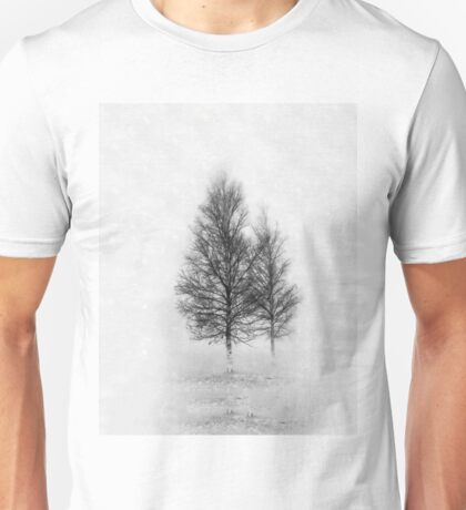 Silver Birches Unisex T-Shirt