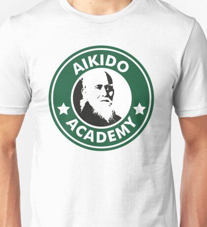 Aikido Starbucks Unisex T-Shirt