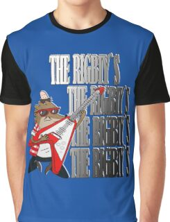 rigby`s   Graphic T-Shirt