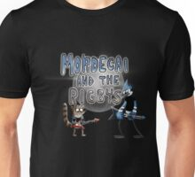 toon mordecai and the rigbys Unisex T-Shirt