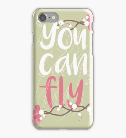you can fly - jessica, fly iPhone Case/Skin