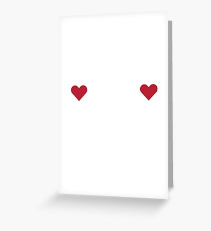 Wine Is My Valentine Funny Beverage Gag Gift Greeting Card