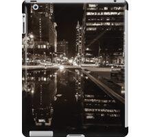 Night Time City Lights iPad Case/Skin