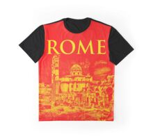 Rome - The Imperial Forums Graphic T-Shirt