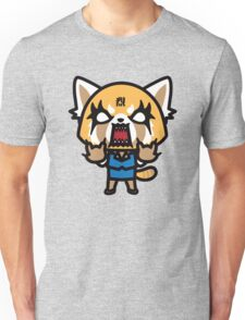 Aggretsuko Mad Unisex T-Shirt