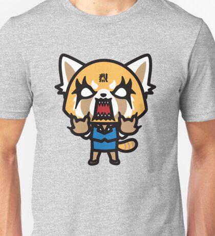 Aggretsuko Mad Unisex T-Shirt