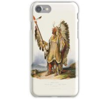 AMERIKA - Bodmer's America. Karl Bodmer's Illustrations to Prince Maximilian of Wied-Neuwied's Travels in the Interior of North America  iPhone Case/Skin