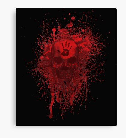 Dark Brotherhood Canvas Print