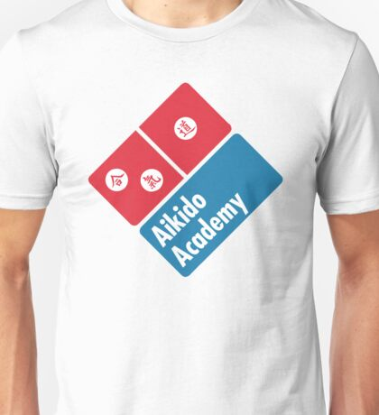 Aikido Dominoes  Unisex T-Shirt