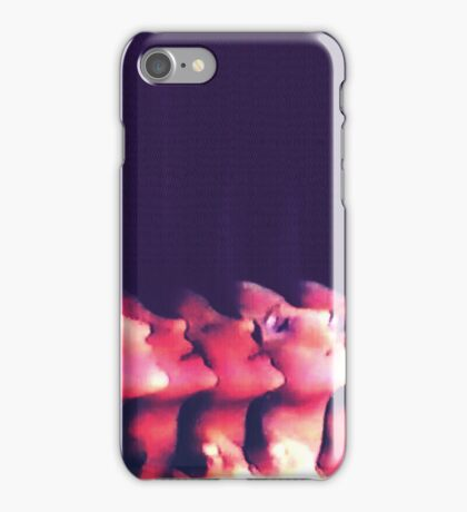 80s icons iPhone Case/Skin