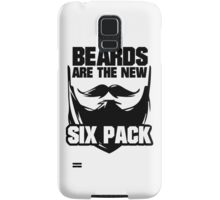 Beards are The New Six Pack Samsung Galaxy Case/Skin