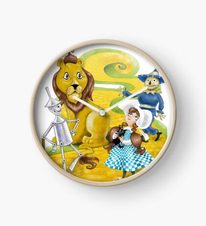 The Wizard of Oz Clock