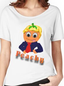 Blond Peachy Women's Relaxed Fit T-Shirt