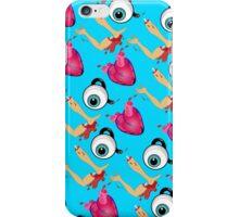 Eye Heart U iPhone Case/Skin