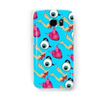 Eye Heart U Samsung Galaxy Case/Skin