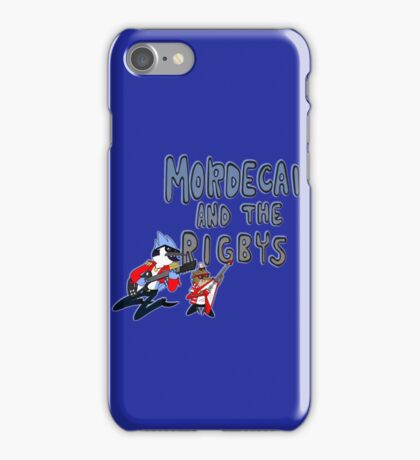 and the rigbys iPhone Case/Skin