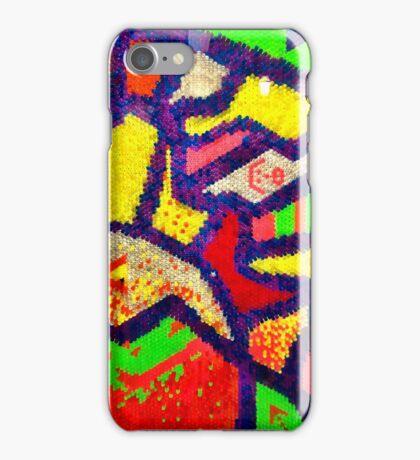 Lite Brite iPhone Case/Skin
