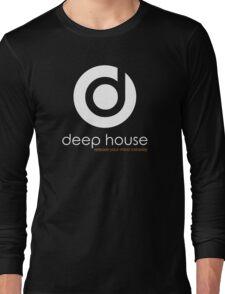Deep House Music DJ Love the Beats Long Sleeve T-Shirt