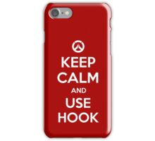 Keep calm and use hook iPhone Case/Skin