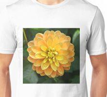 Grungy Dahlia Unisex T-Shirt