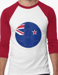New Zealand Men's Baseball ¾ T-Shirt