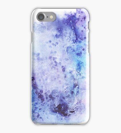 Aqua boom iPhone Case/Skin