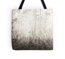 134 Blackheath B&W trees Tote Bag
