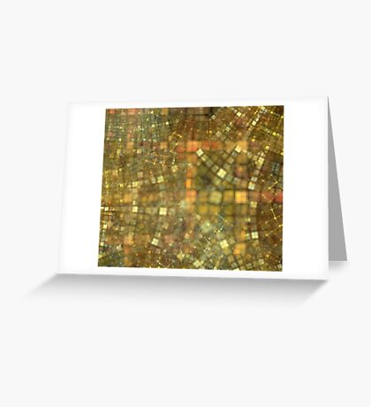 Street Map Greeting Card