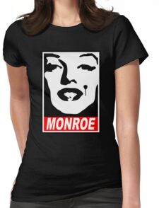 Obey Monroe Womens Fitted T-Shirt