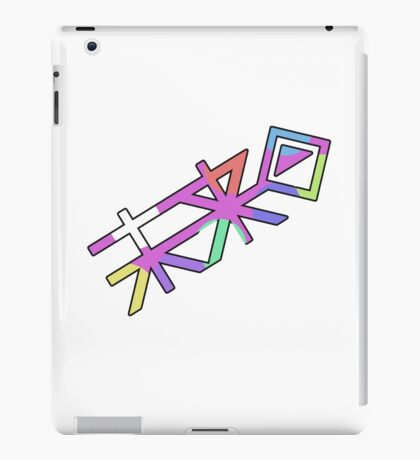 Future Foundation symbol iPad Case/Skin