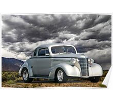 1938 Chevrolet 'Business' Coupe Poster