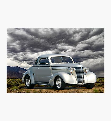 1938 Chevrolet 'Business' Coupe Photographic Print