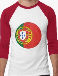 Portugal Men's Baseball ¾ T-Shirt