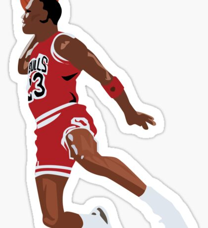 MJ Sticker Sticker