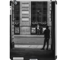 black mirror iPad Case/Skin
