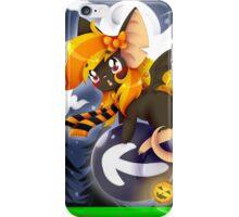 Halloween Vampire Mice iPhone Case/Skin