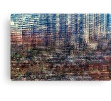 Urbanity: Urbanity Canvas Print