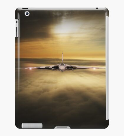 Vulcan Head On iPad Case/Skin