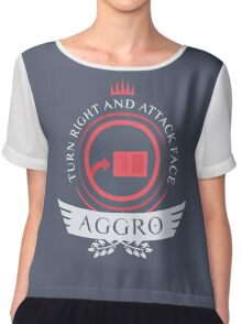 Magic The Gathering - Aggro Life Chiffon Top