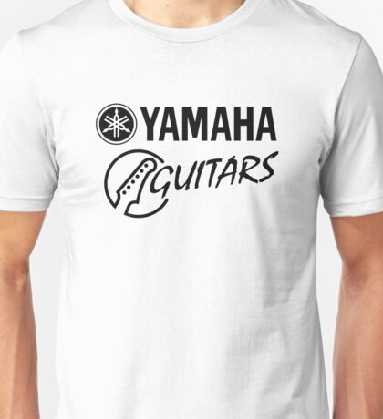 Yamaha Guitars. Unisex T-Shirt