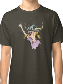 V is for Viking! Classic T-Shirt