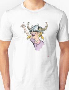 V is for Viking! Unisex T-Shirt