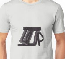 Solid Structure Unisex T-Shirt