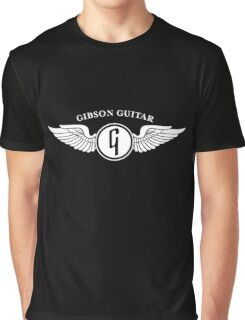 Gibson. Graphic T-Shirt