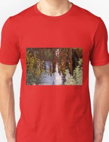 water reflection on river T-Shirt
