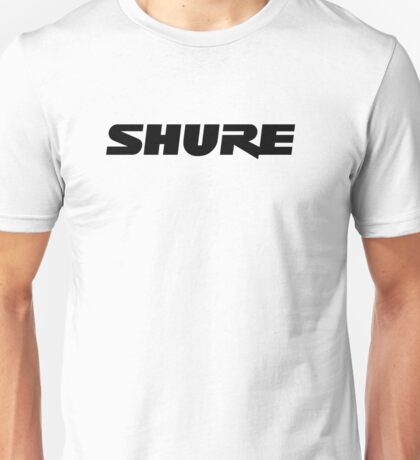 Shure. Unisex T-Shirt