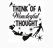 Think of a Wonderful Thought Unisex T-Shirt